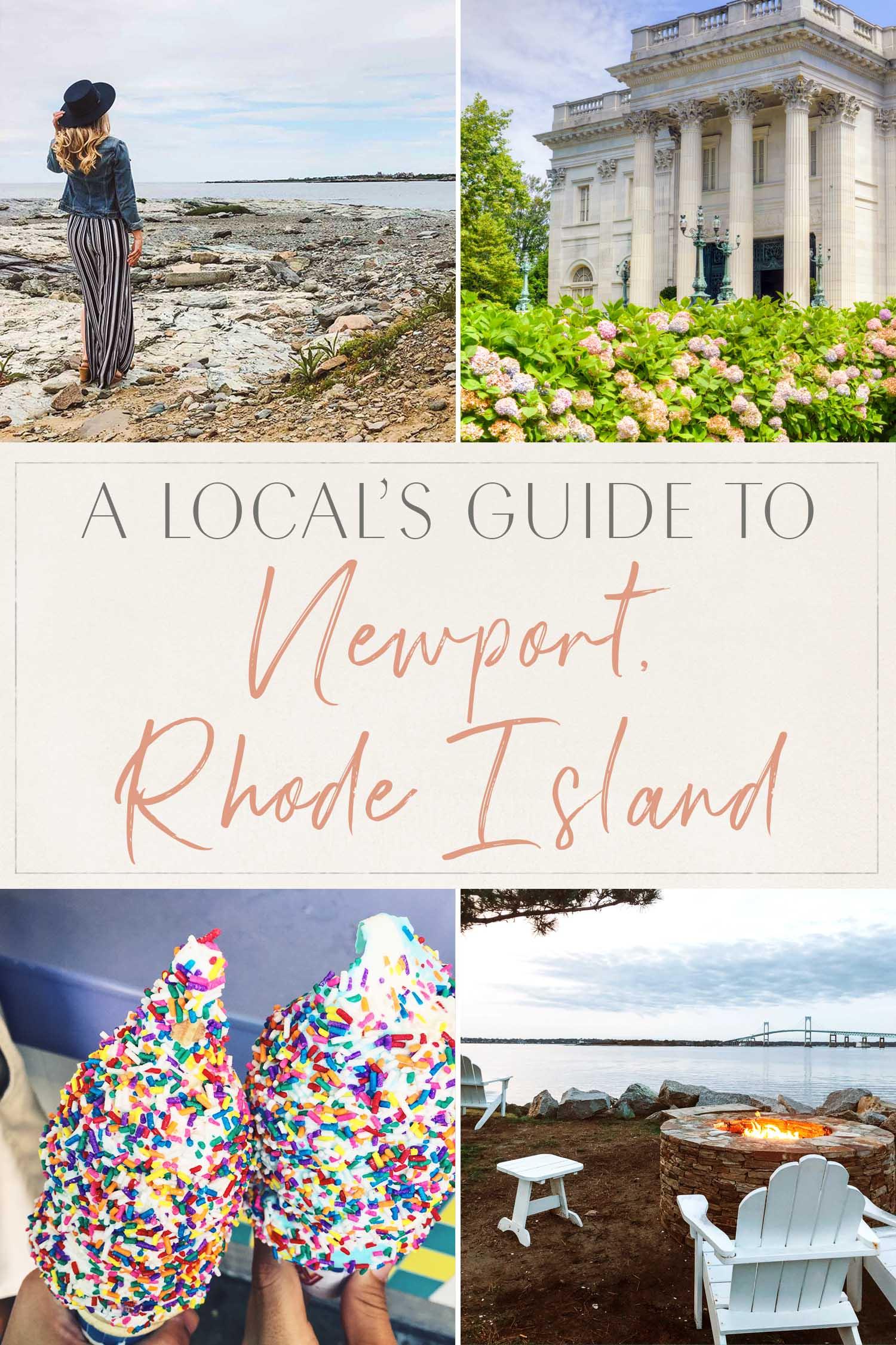 Local's Guide Newport Rhode Island