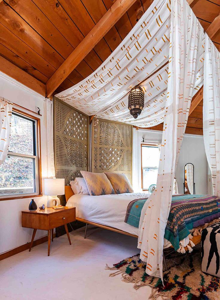 O mais legal Airbnbs das Catskills • The Blonde Abroad 28