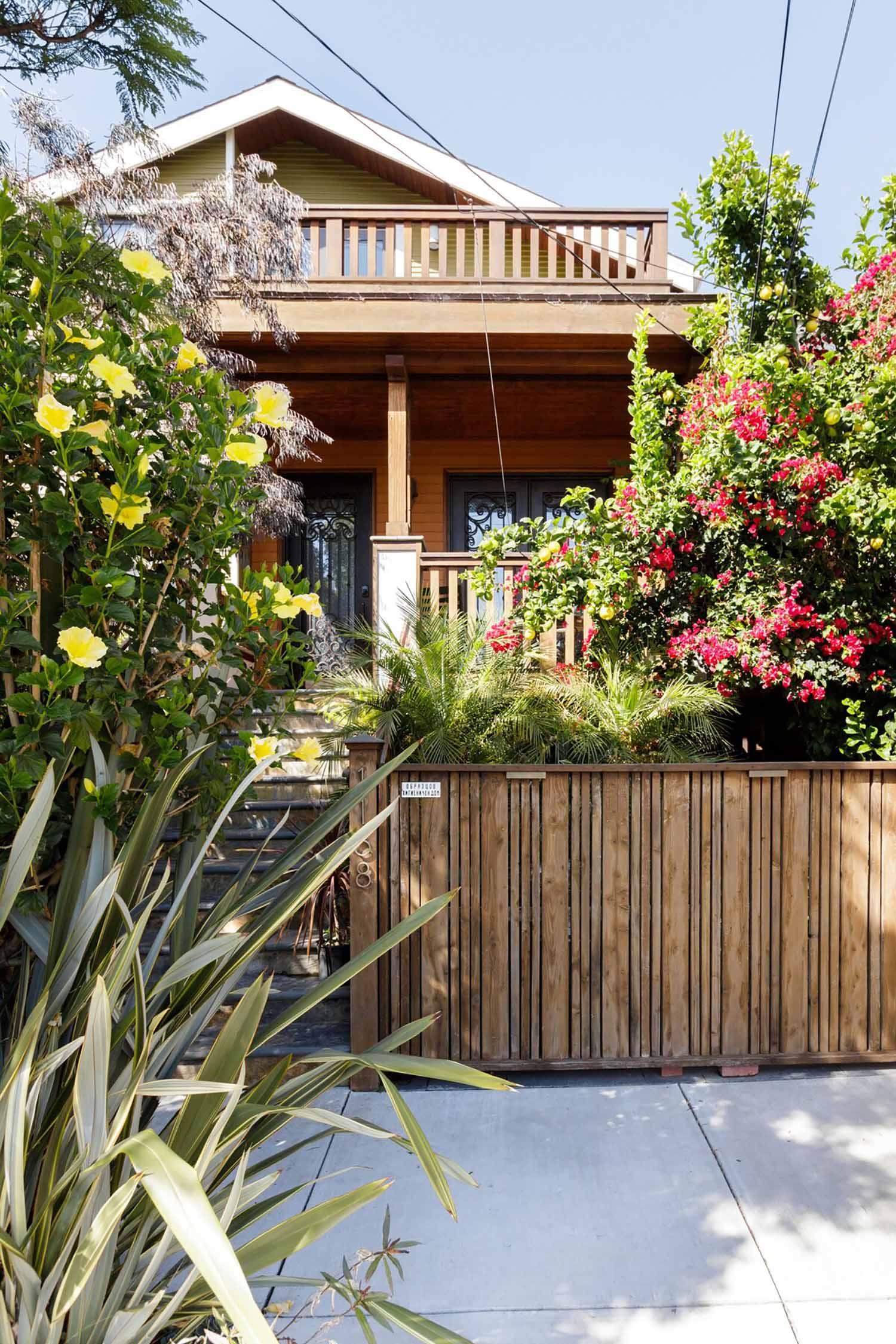 California Craftsman Airbnb San Francisco