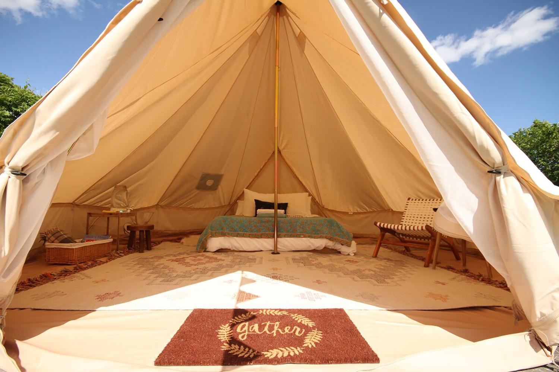 Yurt Glamping New York Catskills Airbnb