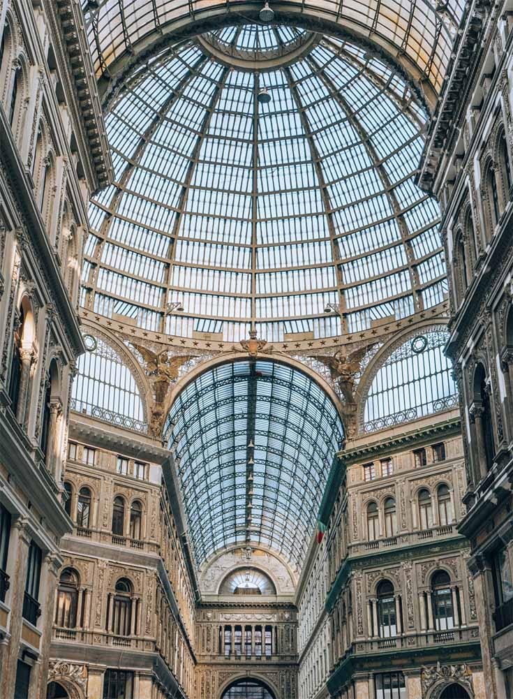 Galleria Umberto 1 Naples