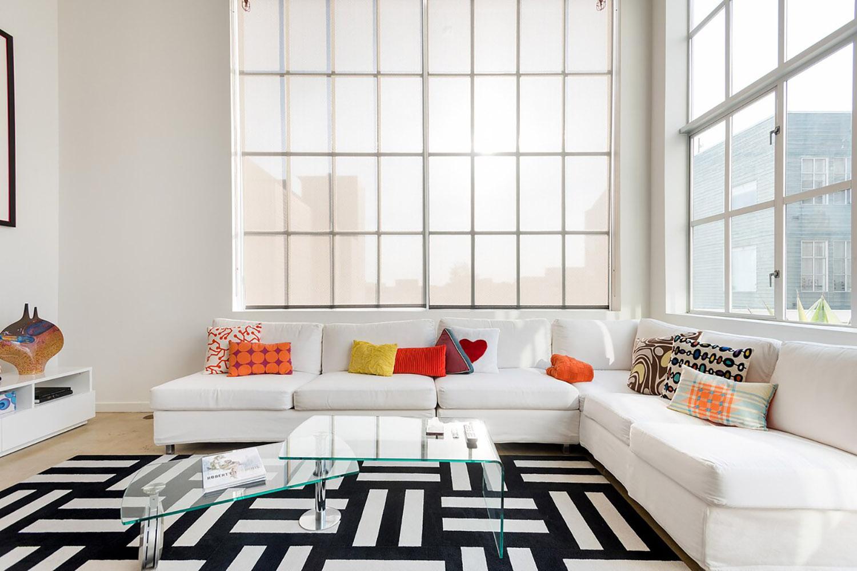 Modern San Francisco Loft Windows Airbnb