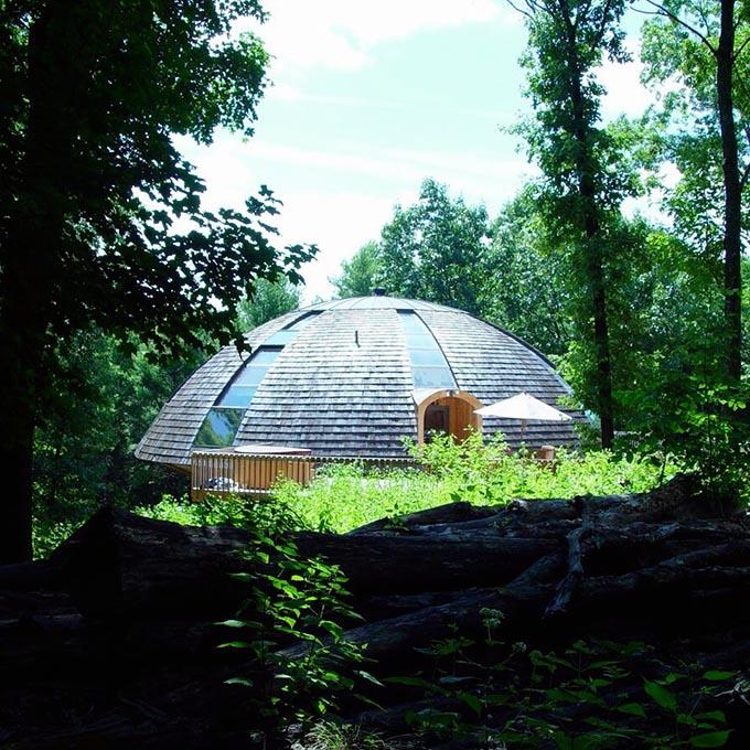 O mais legal Airbnbs das Catskills • The Blonde Abroad 17