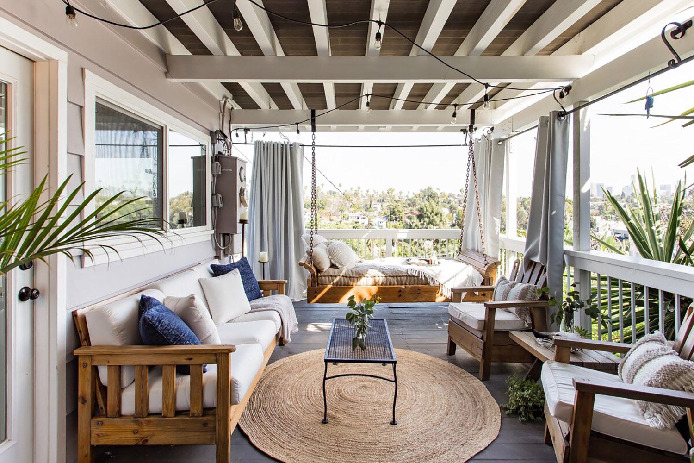 Los Angeles Patio Airbnb