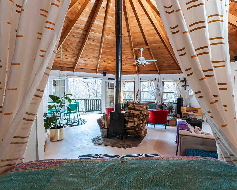 Tiny House Boho Catskills