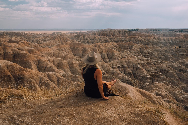 O itinerário final de uma viagem de carro de 3 dias na Dakota do Sul • The Blonde Abroad 20