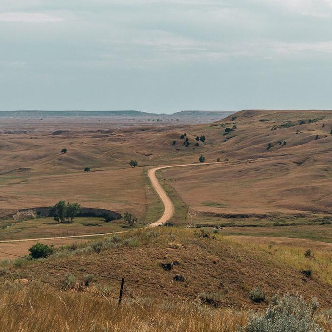 O itinerário final de uma viagem de carro de 3 dias na Dakota do Sul • The Blonde Abroad 23