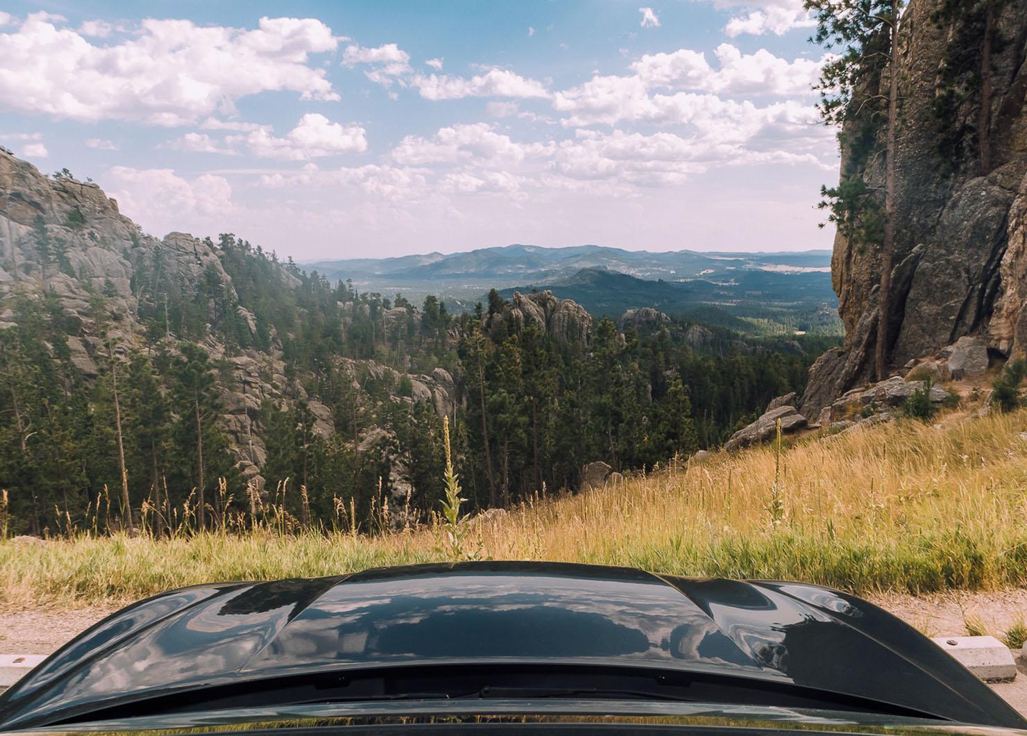 O itinerário final de uma viagem de carro de 3 dias na Dakota do Sul • The Blonde Abroad 13