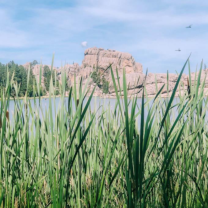 O itinerário final de uma viagem de carro de 3 dias na Dakota do Sul • The Blonde Abroad 17