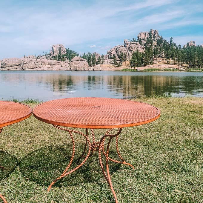O itinerário final de uma viagem de carro de 3 dias na Dakota do Sul • The Blonde Abroad 16