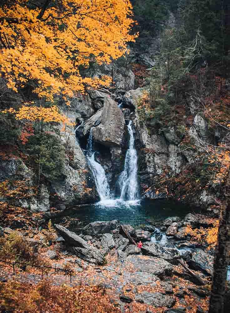 O melhor itinerário de viagem de outono da Nova Inglaterra • The Blonde Abroad 6
