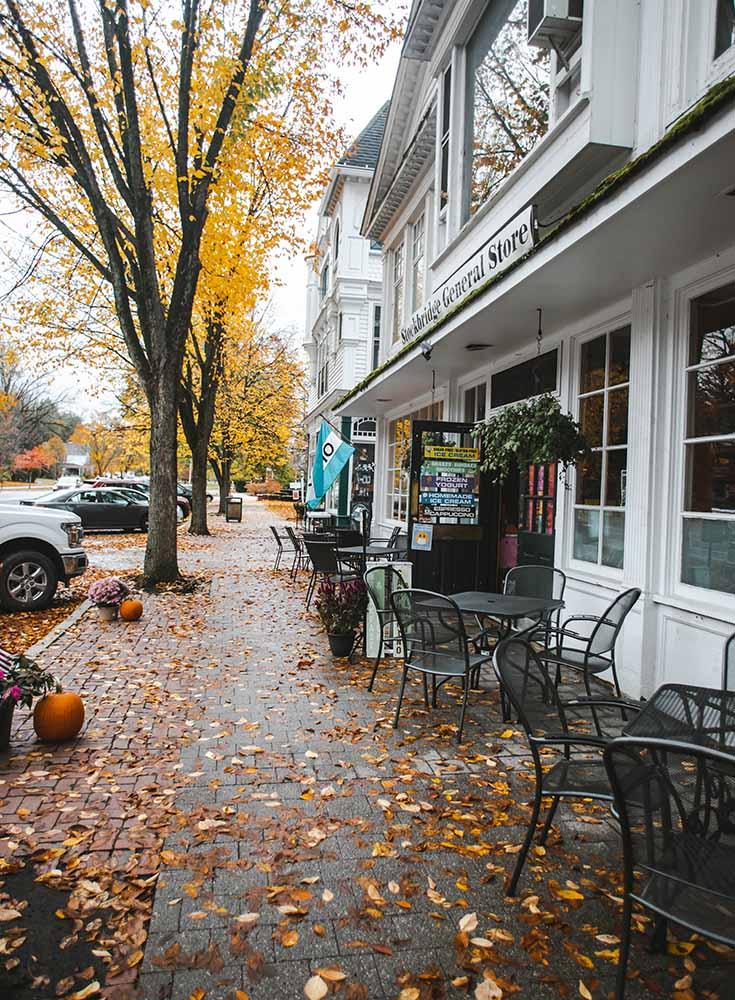 O melhor itinerário de viagem de outono da Nova Inglaterra • The Blonde Abroad 15