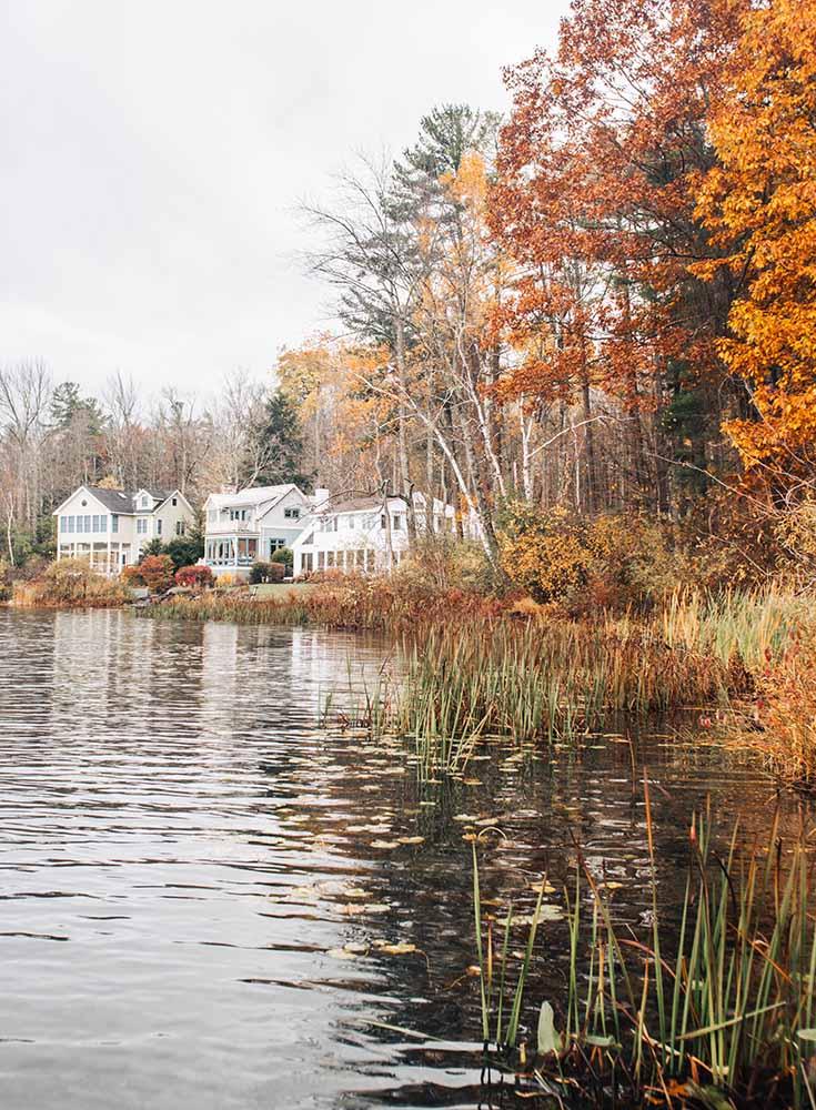 O melhor itinerário de viagem de outono da Nova Inglaterra • The Blonde Abroad 14
