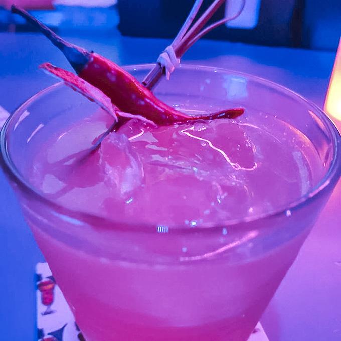 RIINK cocktail