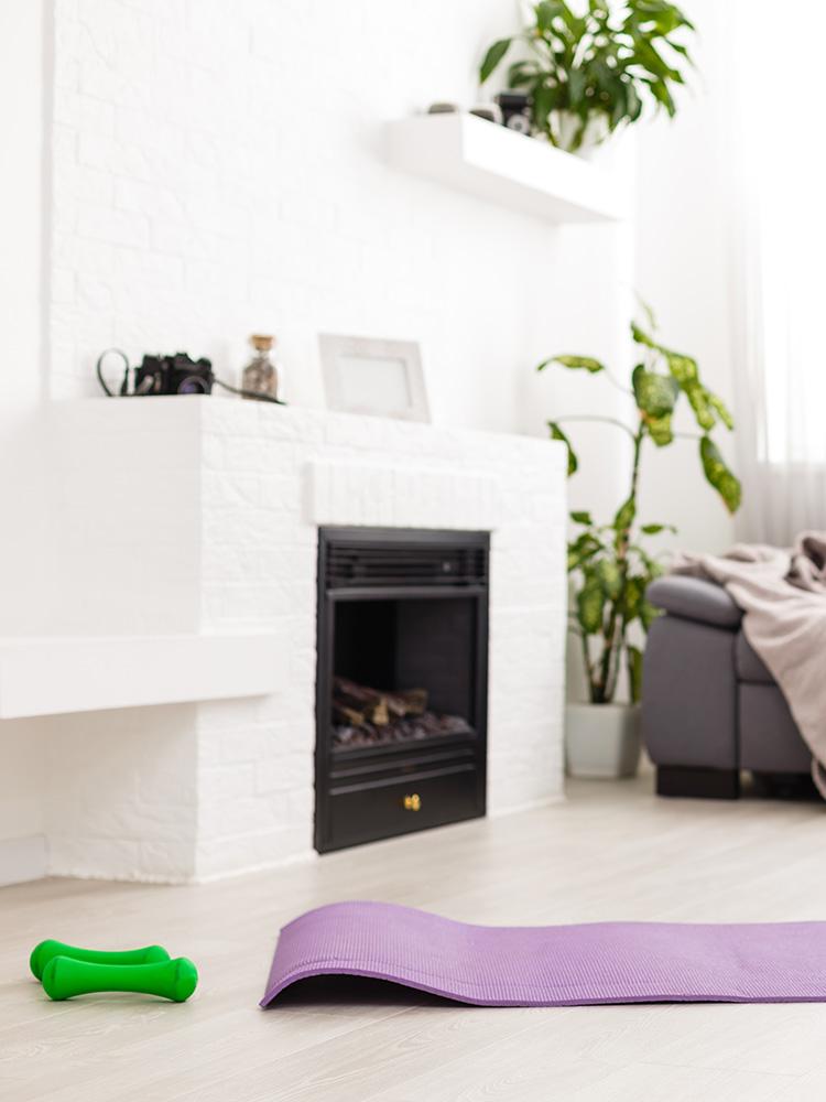 10 itens essenciais para acabar com seu plano de exercícios em casa • A loira no exterior 10