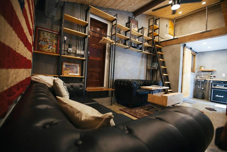 Industrial Apartment Miami Florida Airbnb