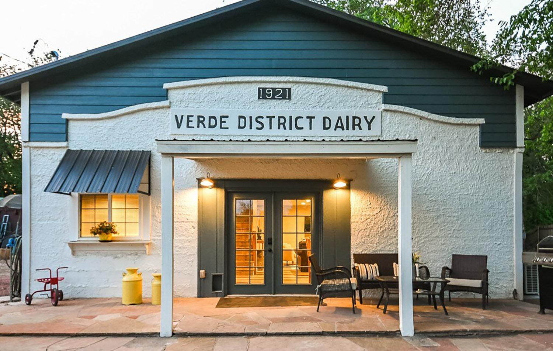 verde district dairy arizona historic airbnb