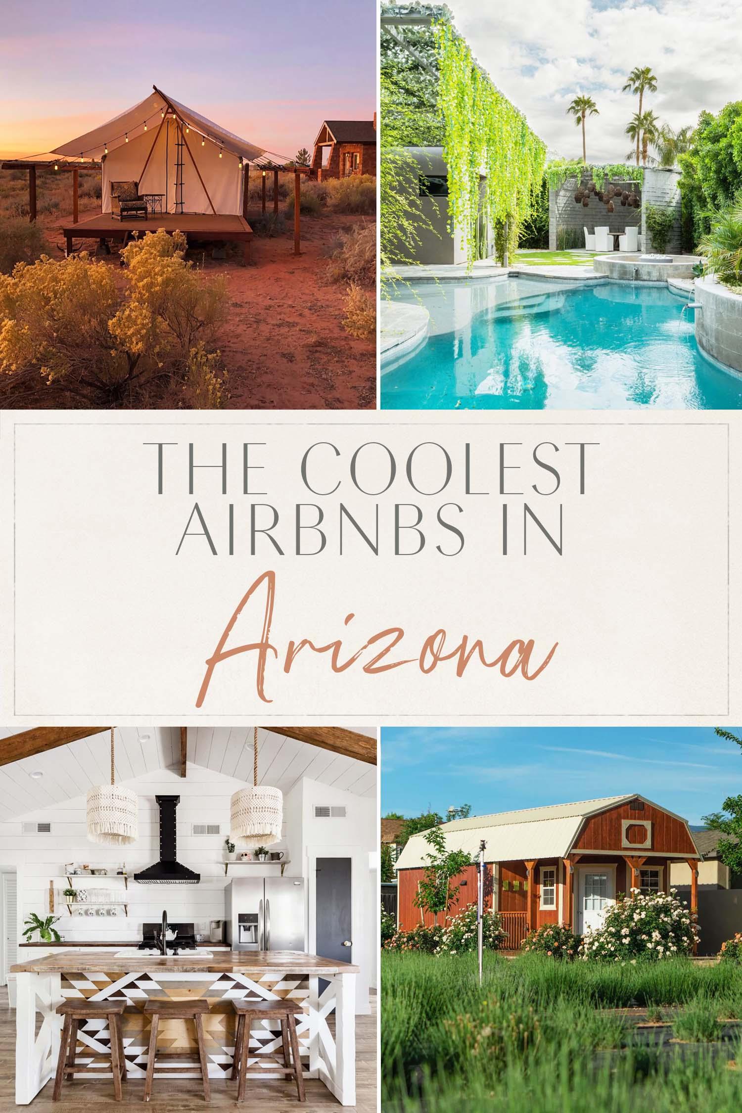 airbnbs mais legais do arizona