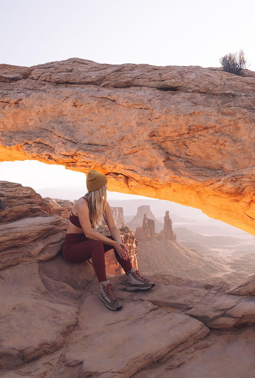 O melhor guia de bem-estar e caminhadas para Moab, Utah • The Blonde Abroad 17