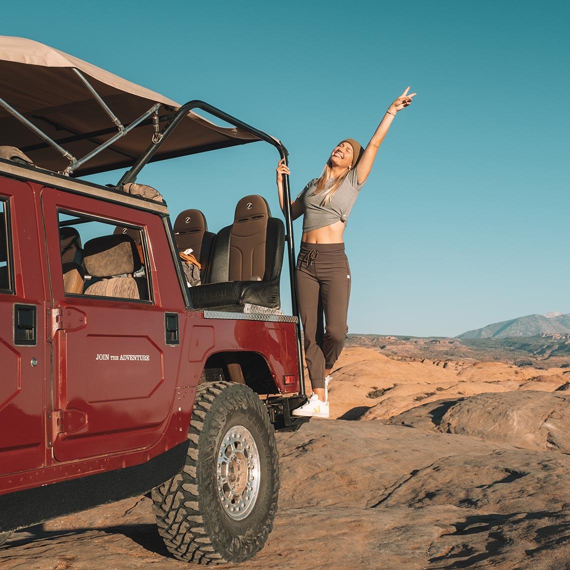O melhor guia de bem-estar e caminhadas para Moab, Utah • The Blonde Abroad 26