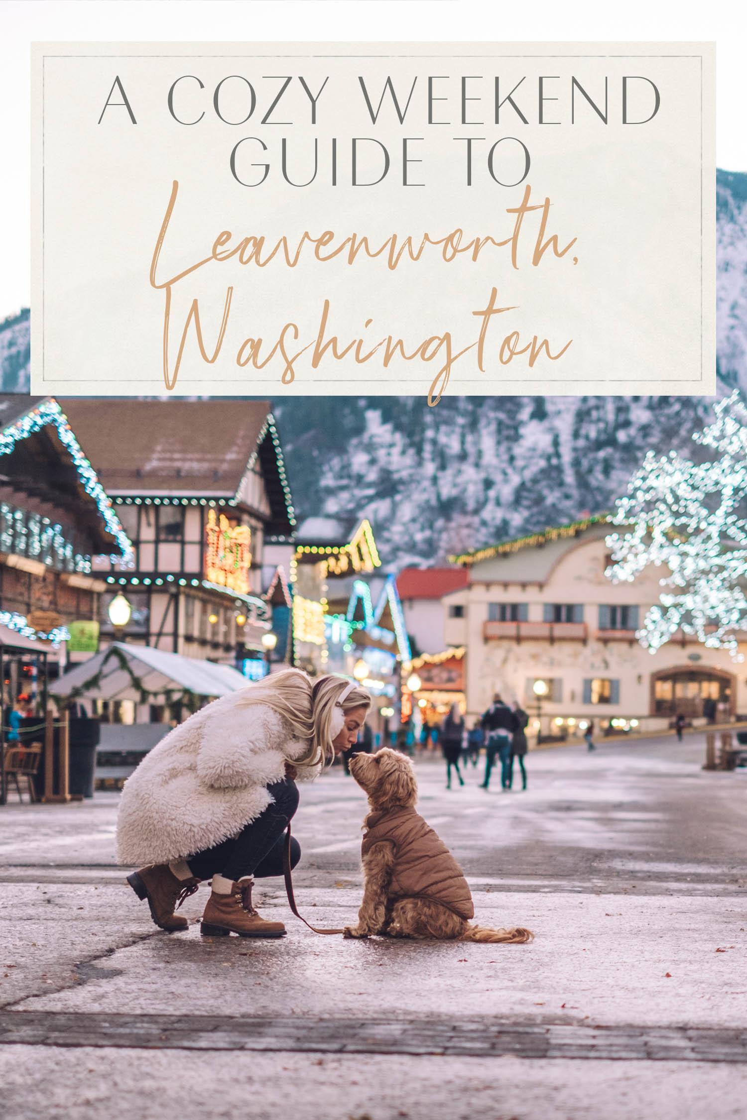 Leavenworth Washington Guide