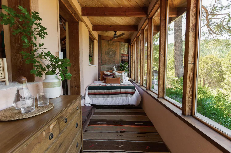 majestic mountain retreat airbnb arizona prescott