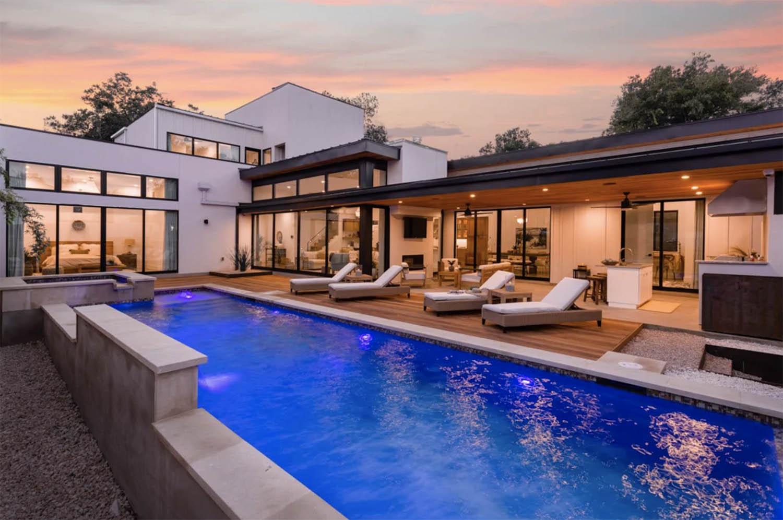 Tulum Oasis Airbnb Austin Texas Luxury