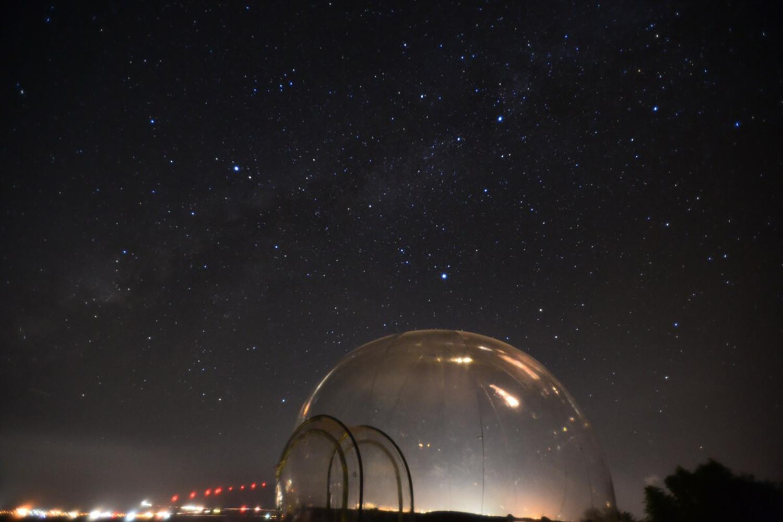 Maui Star Dome kula hawaii airbnb