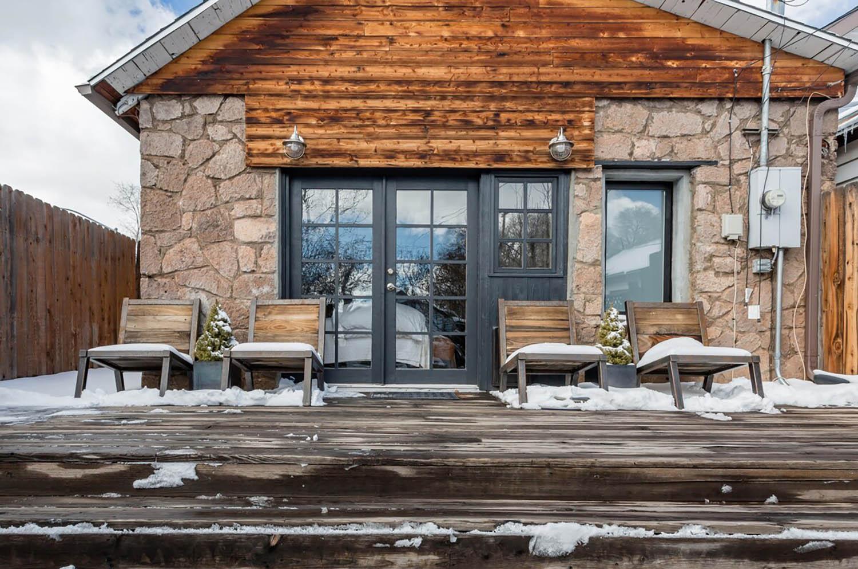 industrial airbnb flagstaff arizona
