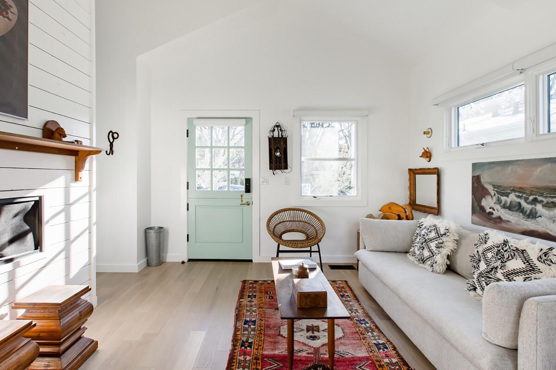 Craftsman Bungalow California Calistoga Airbnb