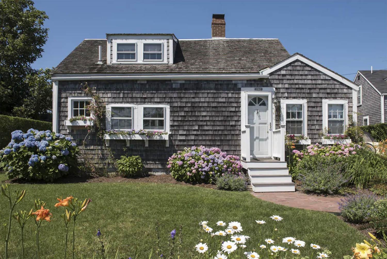 Main Street Nantucket Cottage