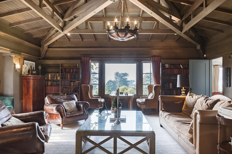 Lodge Willow Camp Stinson Beach California Pet Friendly Airbnb