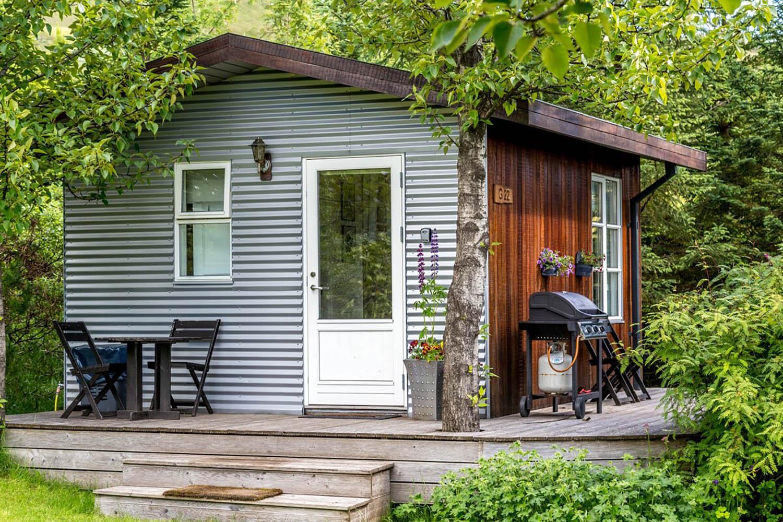 Kirkjubæjarklaustur, Iceland Cozy Wooden Cottage Airbnb