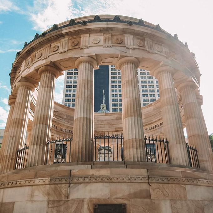 Building in Brisbane
