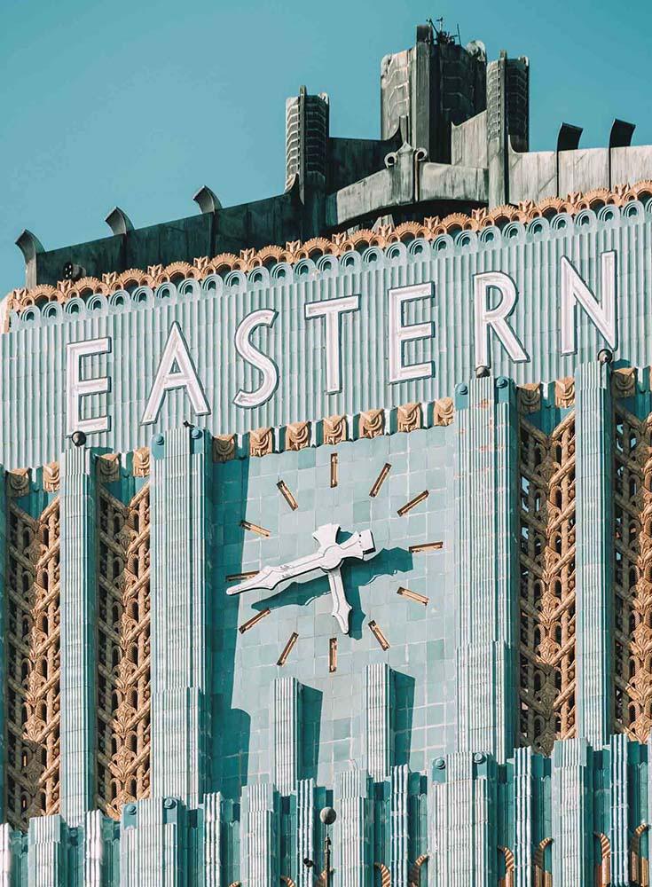 Eastern Columbia