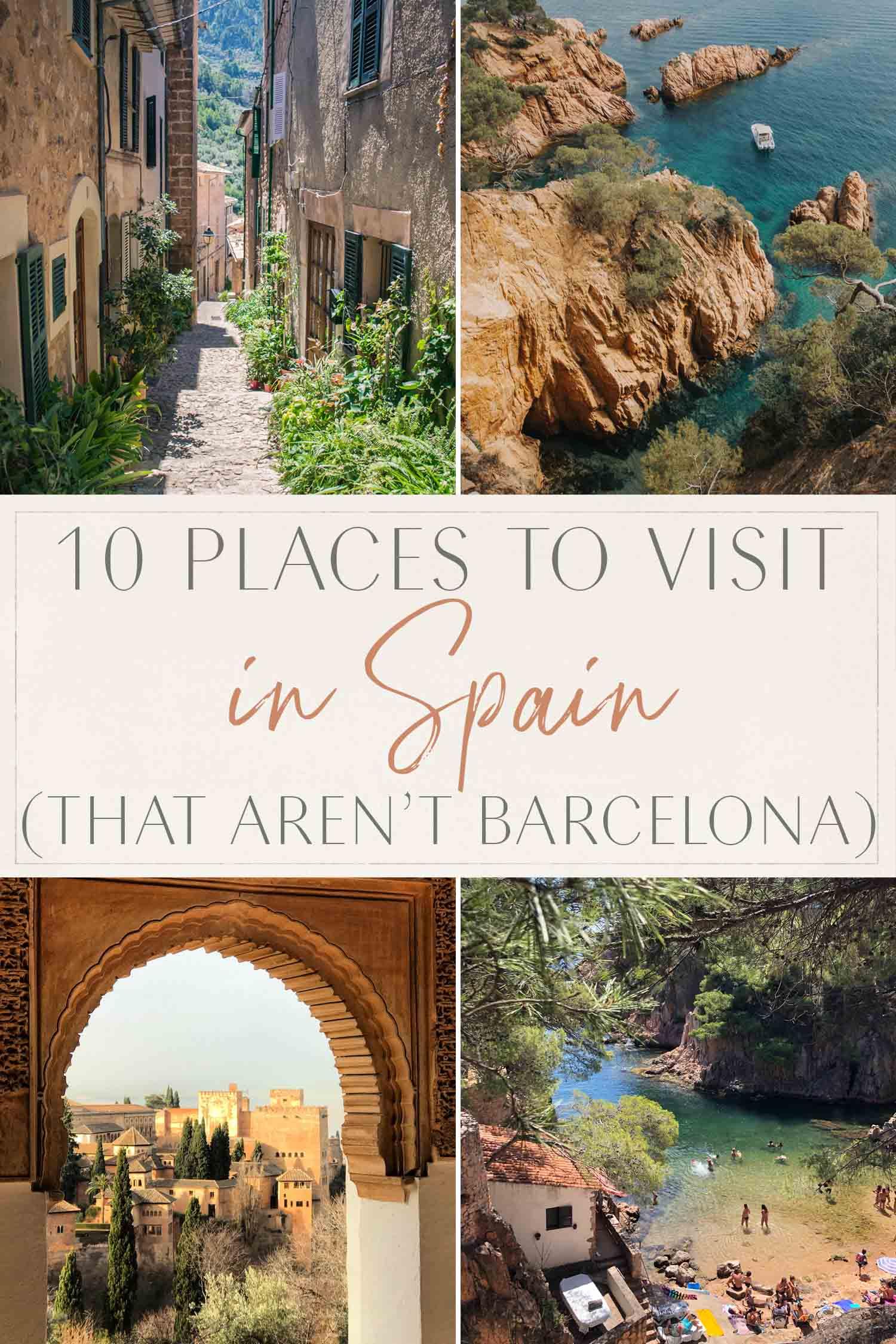 10 places spain