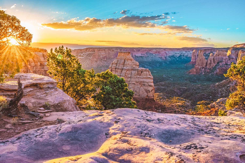Grand Mesa Colorado National Monument