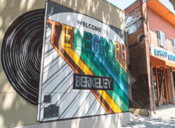 Telegraph Avenue Berkeley
