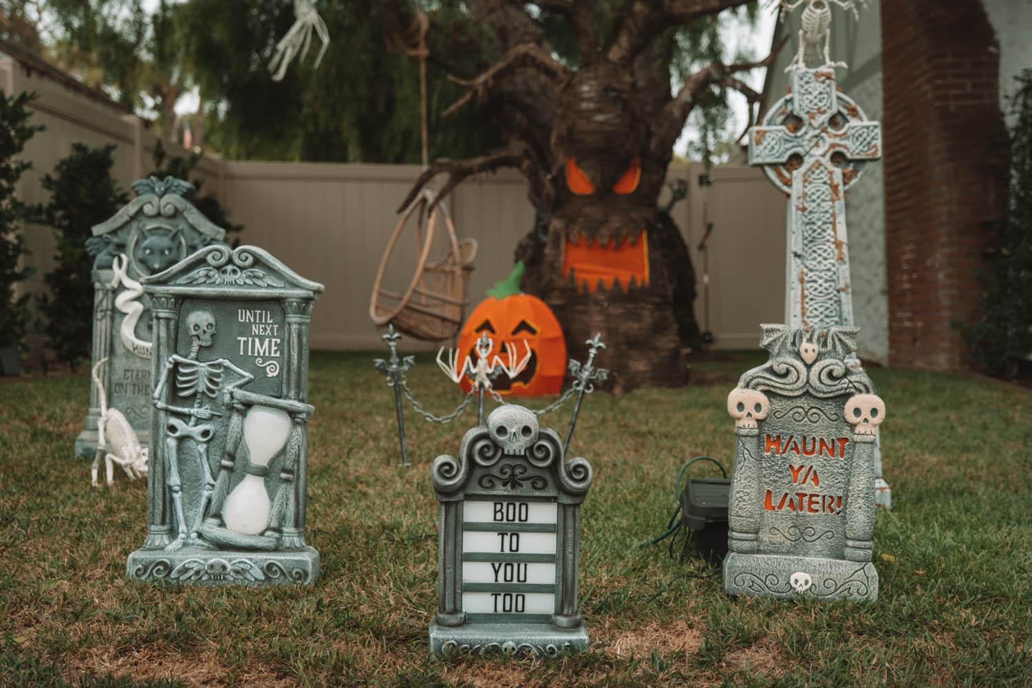 Halloween Haunted House San Diego California