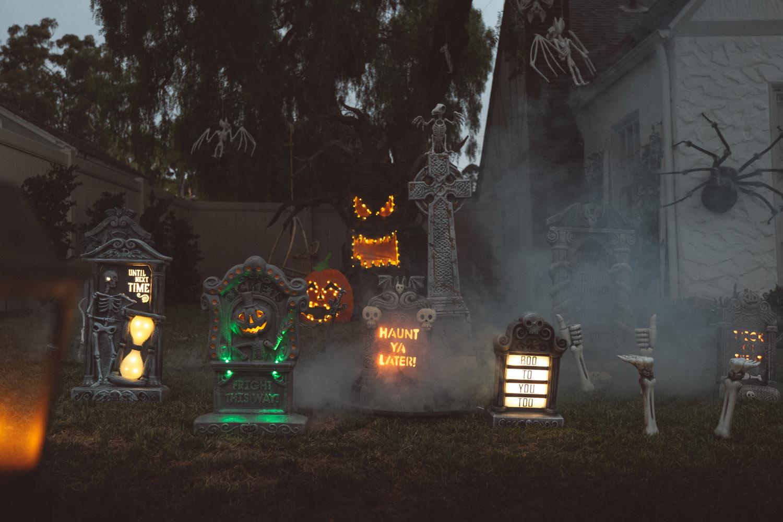 Halloween San Diego Haunted House