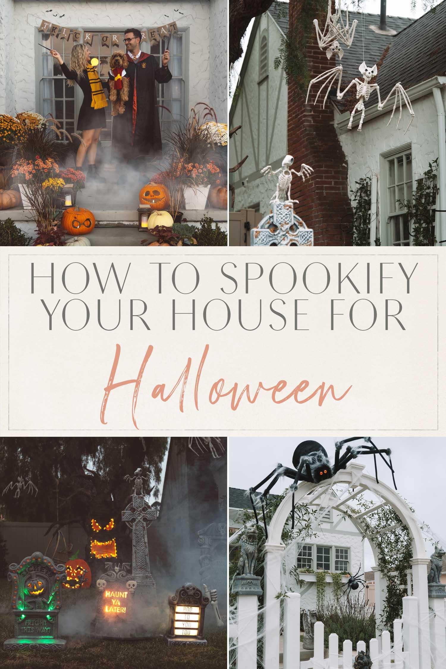 Spookify House Halloween