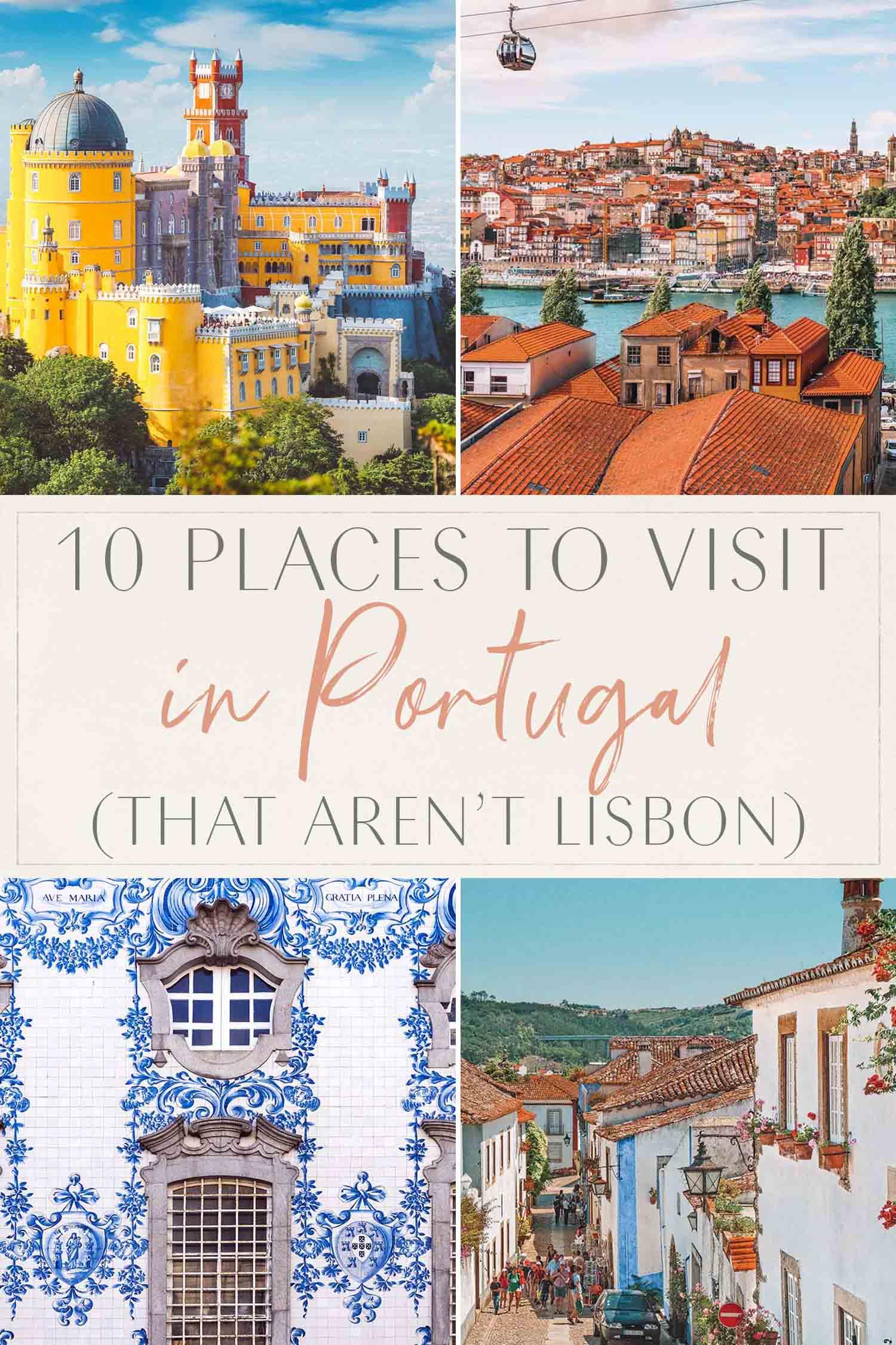 10 places Portugal