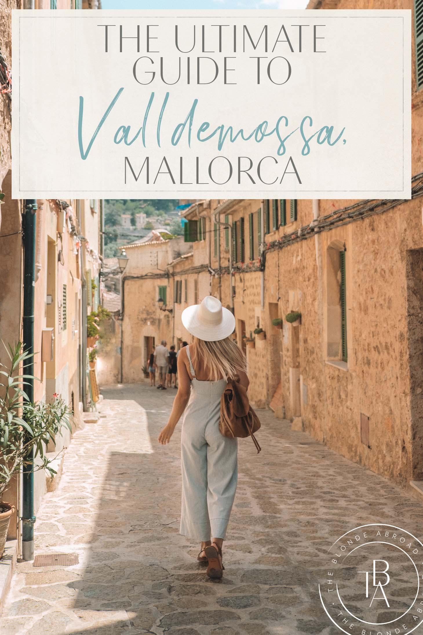 Guide to Valldemossa Mallorca