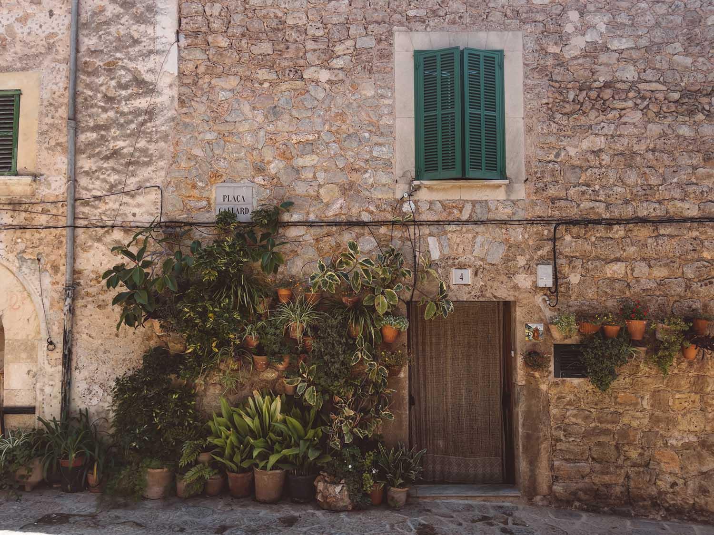 Valldemossa Spain Mallorca Village