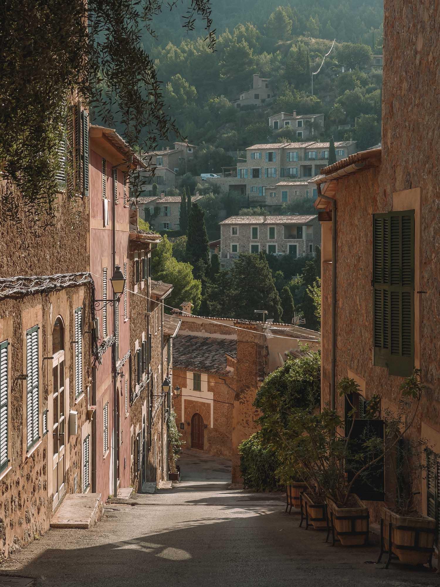 Valldemossa Spain Village