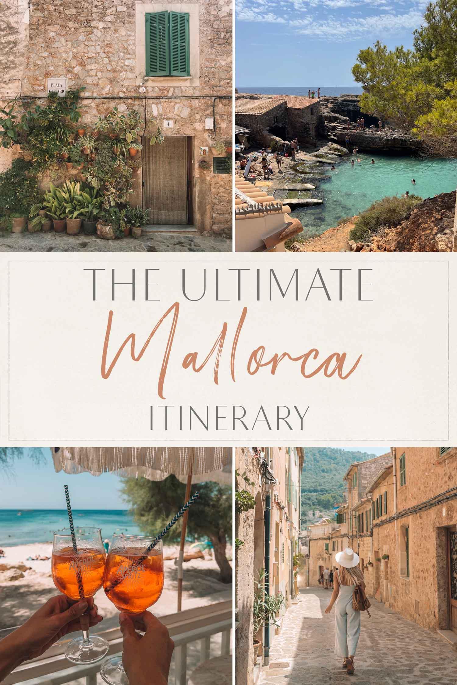 Mallorca Itinerary