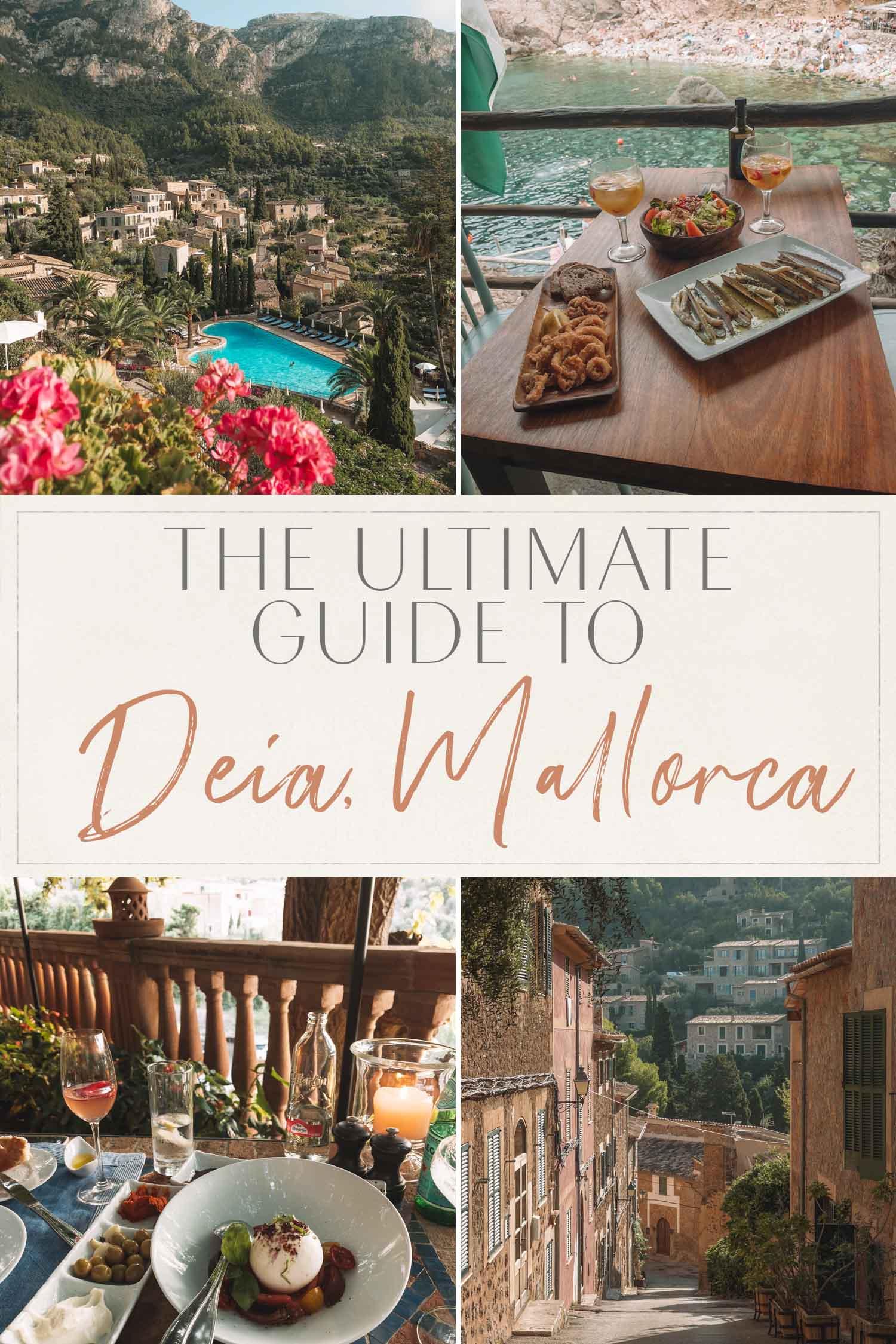 Ult Guide to Deia Mallorca
