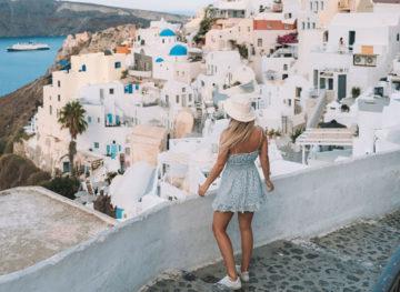 Best Photo Locations on Santorini